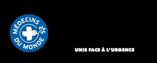 Logo Médecins du Monde - Alliance Urgences